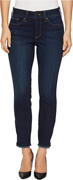 NYDJ - Ami Skinny Ankle w/ Zipper in Bezel