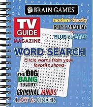 Brain Games – TV Guide Magazine Word Search PDF