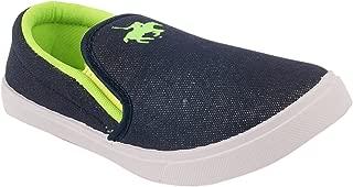 BUNNIES Boys Canvas Loafers
