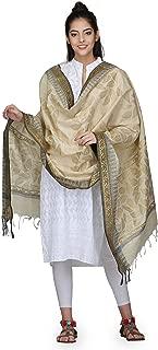 THE WEAVE TRAVELLER Women's Cotton Dupatta