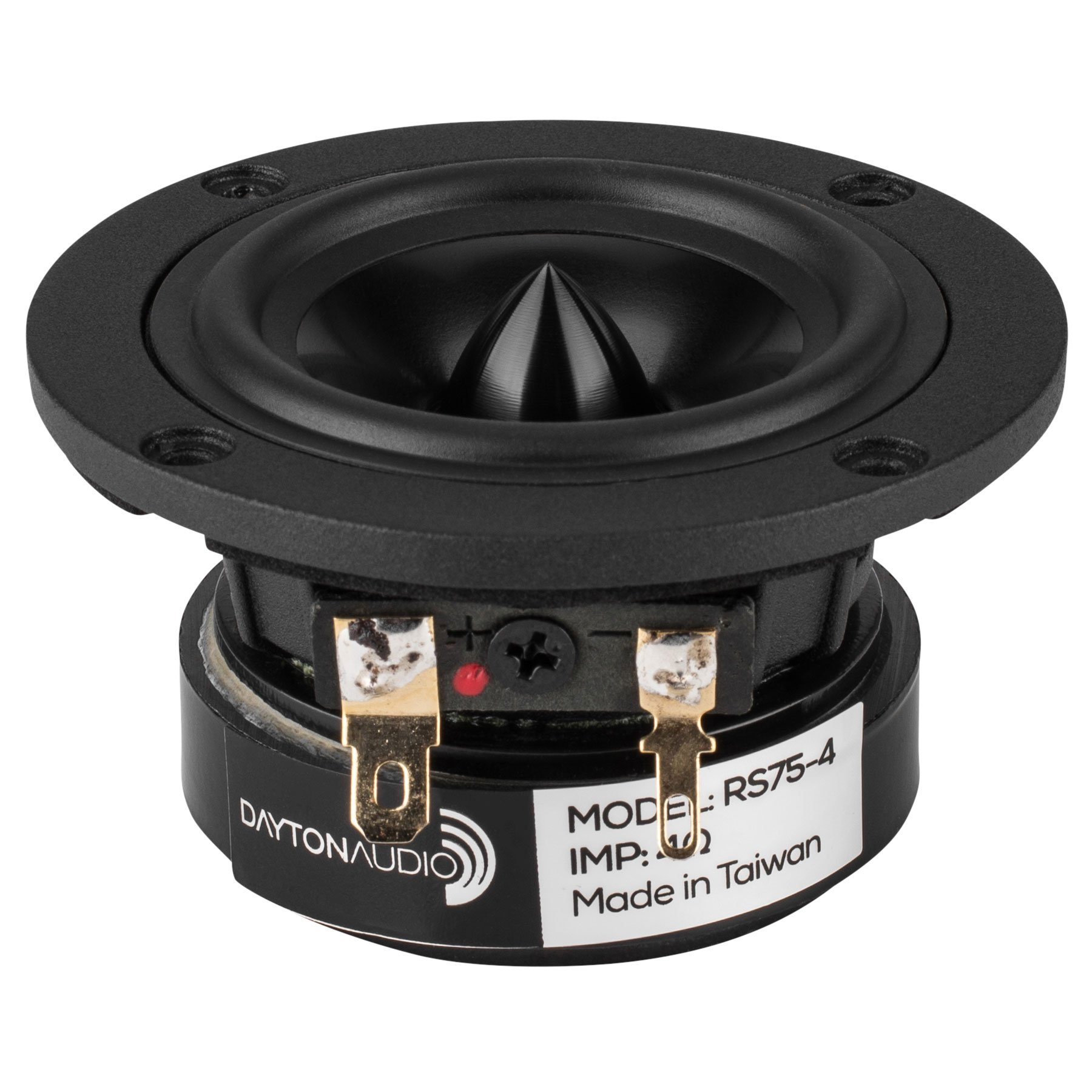 Amazon Com Dayton Audio Rs75 4 3 Reference Full Range Driver 4 Ohm Electronics