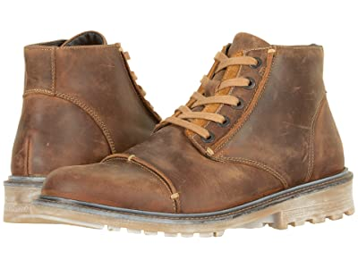 Naot Mikumi (Crazy Horse Leather/Desert Suede) Men