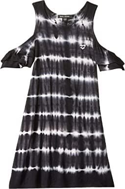 Chasing Waves Dress (Little Kids/Big Kids)