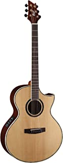 Cort 6 String Acoustic-Electric Guitar, Right Handed (NDX BARITONE NS)