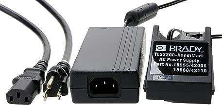 Brady Y887283 18555 TLS2200/HMK AC Adapter