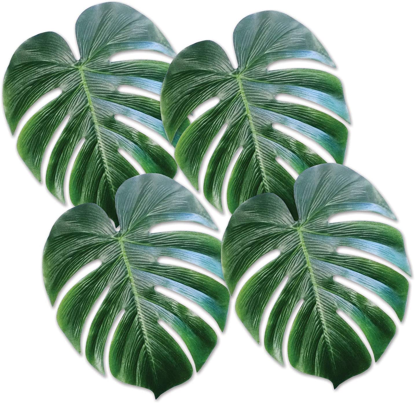 Amazon Com Beistle Tropical Palm Leaves 13 Inch 4 Count Kitchen Dining It's the tropical leaves earrings. beistle tropical palm leaves 13 inch 4 count