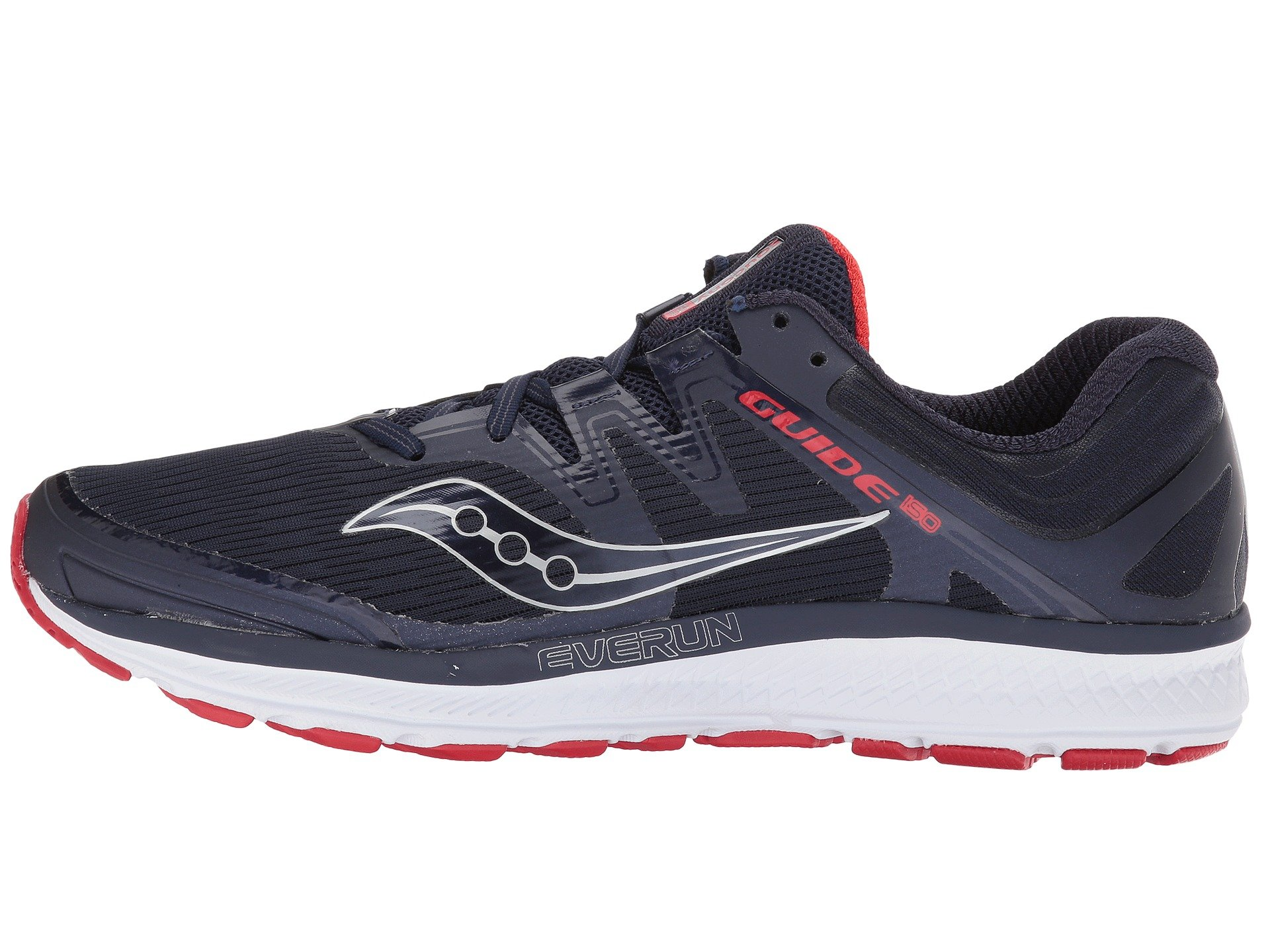 Iso Saucony Guide Navy Guide Iso Saucony red vp8qwc1
