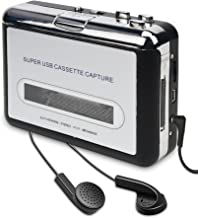 Best 8 track cassette player Reviews