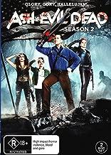 Ash vs Evil Dead Season 2 | Bruce Campbell, Lucy Lawless | NON-USA Format | PAL Region 4 Australia