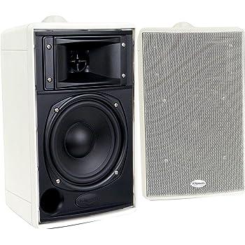 Klipsch KHO-7 Outdoor Loudspeaker (Pair, White)