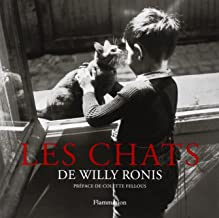 Les chats de Willy Ronis (French Edition)