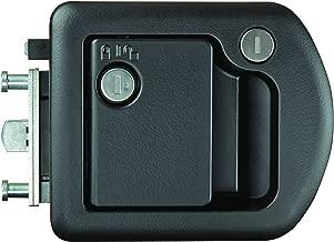 RV Designer T5077 Motorhome Entrance Door Lock with Deadbolt (TriMark 060-1650)
