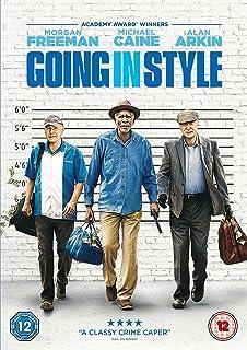 Going In Style [Edizione: Regno Unito] [Reino Unido] [DVD]