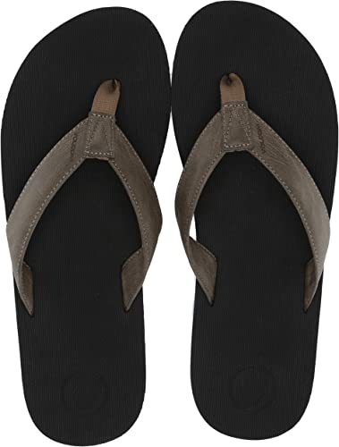 Volcom Men's Synthetic Leather Herren Fathom Synthetik Leder Sandalen