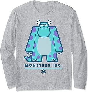 Pixar Monster's Inc. Sully Portrait Long Sleeve T-Shirt