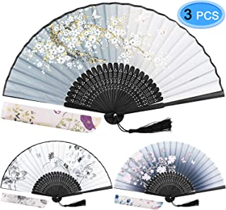Best chinese hand fan Reviews