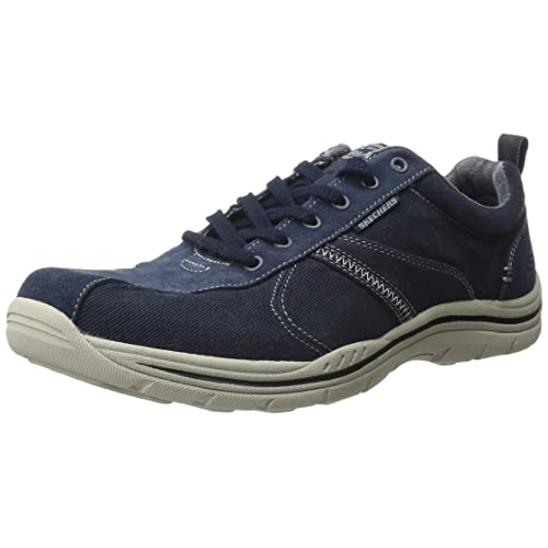 Skechers USA Mens Expected Mellor Oxford