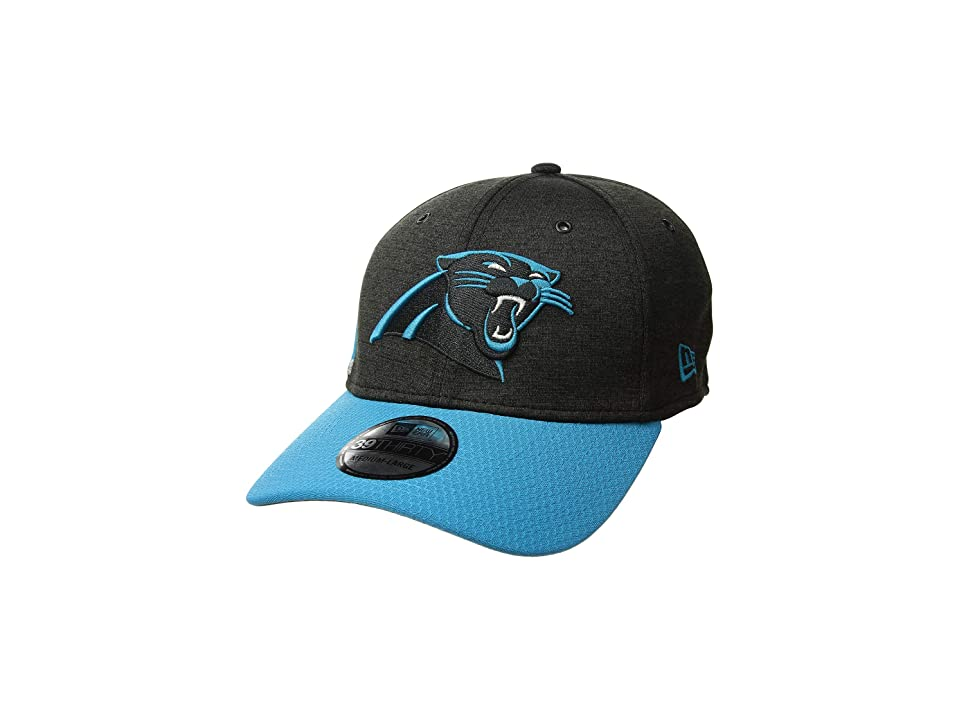 New Era - New Era 39Thirty Official Sideline Home Stretch Fit - Carolina Panthers