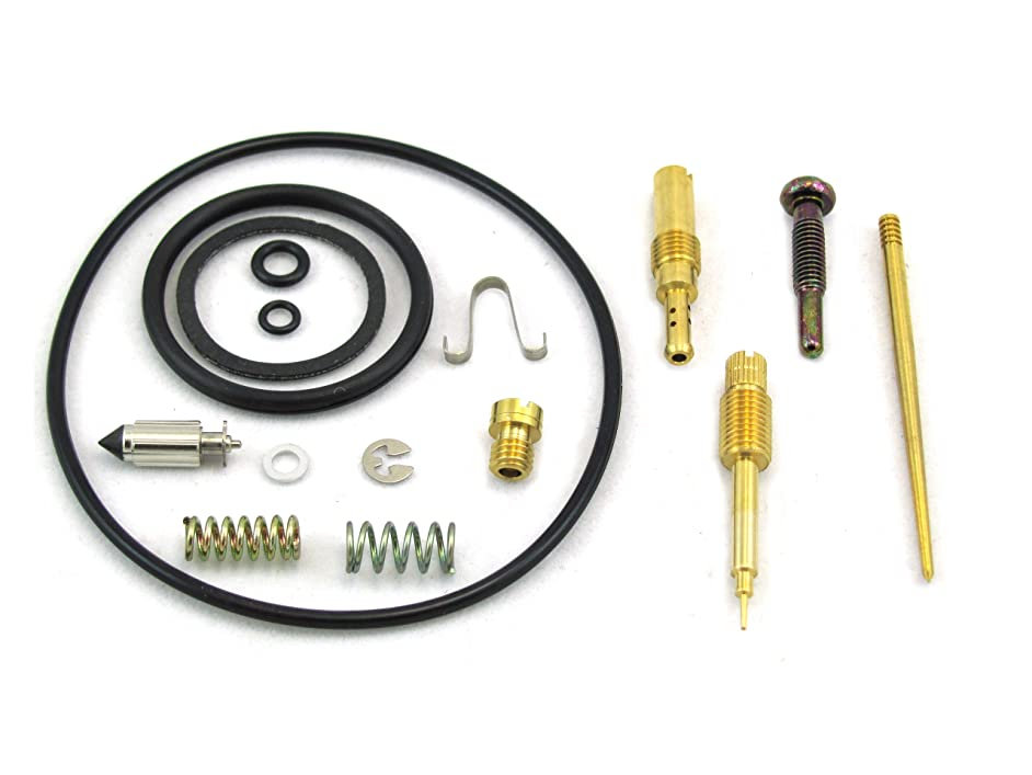 Freedom County ATV FC03036 Carburetor Rebuild Kit for Honda TRX200