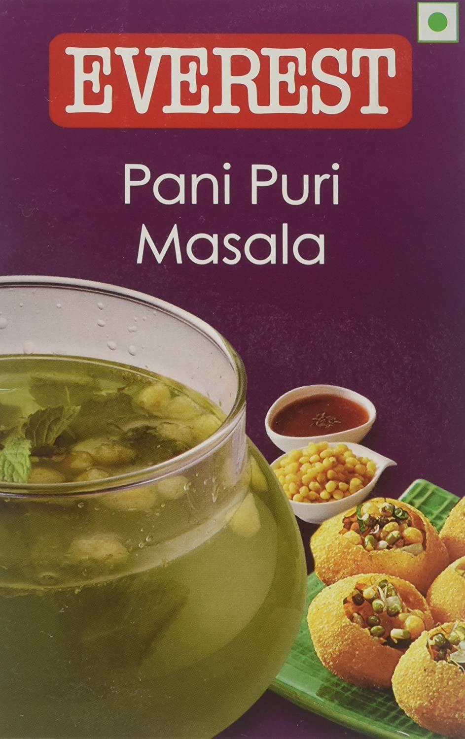 Everest 2021 new Pani Puri Masala Popular shop is the lowest price challenge Grams 100 gm