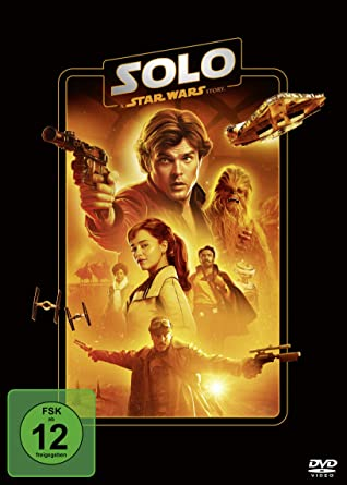 Solo: A Star Wars Story (Line Look 2020)