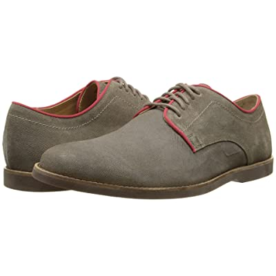 Sebago Norwich Oxford (Taupe Embossd Suede) Men