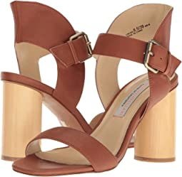 Locator Leather Heeled Sandal