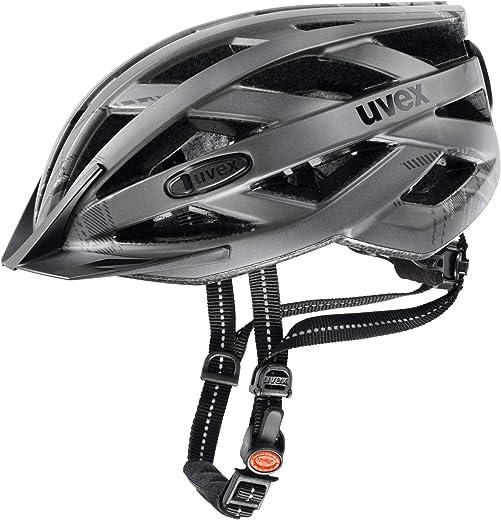 81sQjfb G+L. AC SL520  - Uvex Unisex– Erwachsene, city i-vo Fahrradhelm