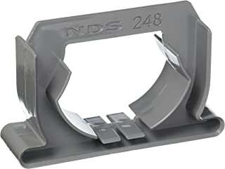 NDS 248G Spee-D Channel Coupling, 4-Inch, Grey