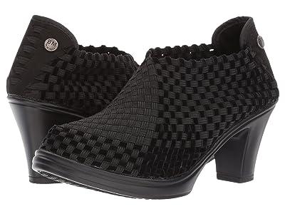 bernie mev. Chesca (Black/Black Velvet) High Heels