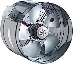 200mm Ventilador Industrial Tubo Canal Extractor Ventilació