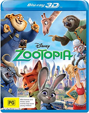 Zootopia (3D Blu-ray)