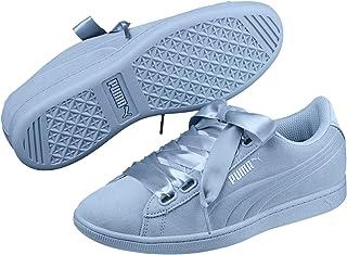 Puma Women's Vikky Ribbon Ankle-High Suede Fashion Sneaker