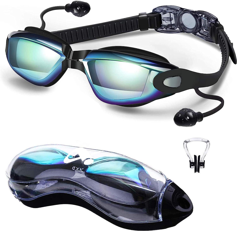 DXK Gafas de natación