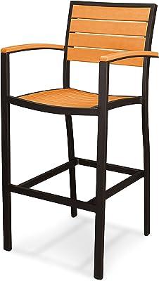 Amazon.com: MADBURY carretera Mason silla de bar: Jardín y ...