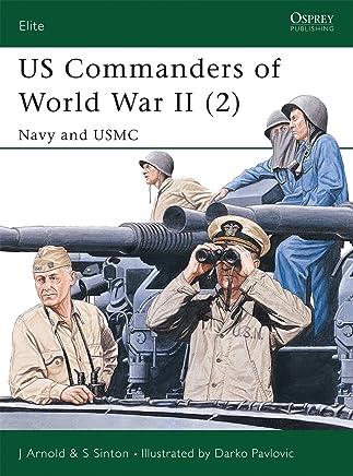 US Commanders of World War II (2): Navy and USMC