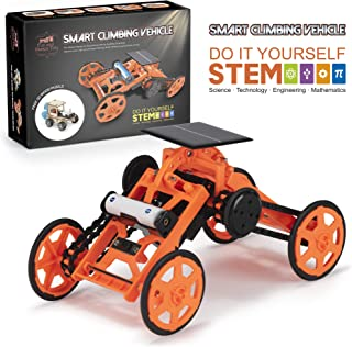 Best Smart Climbing Vehicle, Kids Science kit, Includes Two Outstanding Model Cars Kits to Build, Engaging Girl and boy Toys, Unique Engineering Toys , Toy stem Activities for Boys & Girls