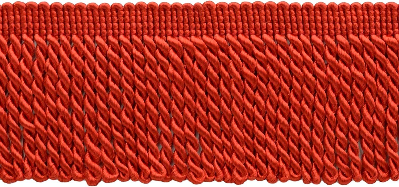 10 Yard Value Sale item Pack 2.5 Inch Fringe Bullion Colo Genuine Free Shipping Style# EF25 Trim