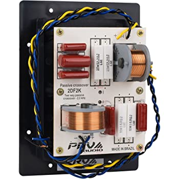 PRV Audio 10DF10k 10-Way Passive Speaker Crossover 10 kHz