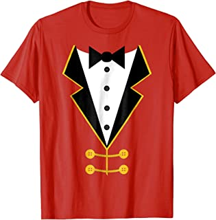 Ringmaster Shirt Circus Costume