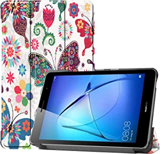 FanTing Case for Huawei MediaPad T8 8.0 Tablet, Ultra Slim Lightweight Smart Shell Stand Cover Case and Premium Quality PU...
