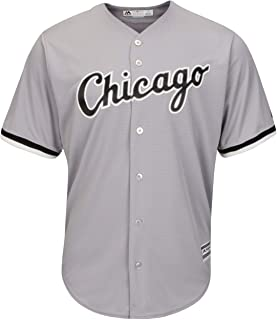Majestic Infant/Toddler/Big Kid's Chicago White Sox Gray MLB Jersey