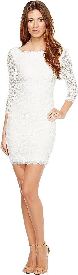 L/S Lace Dress