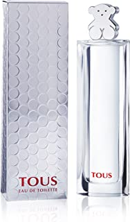 Tous Silver for Women, 3 oz EDT Spray