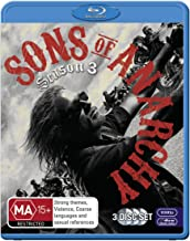 SONS OF ANARCHY: SEAS 3 (3 DISC)