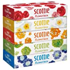 Scotty 纸巾 花盒 320片(160组) 5盒
