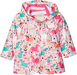 Roaming Horses Classic Raincoat (Toddler/Little Kids/Big Kids)