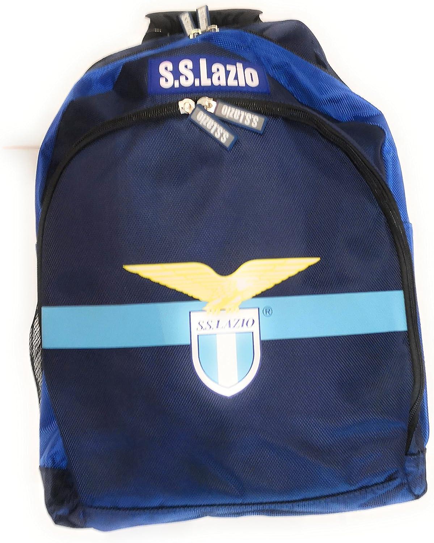 Ss lazio, Kinderrucksack Blau blau