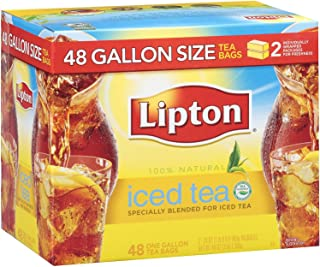 Lipton Iced Tea, Gallon Size Tea Bags (48 ct.)