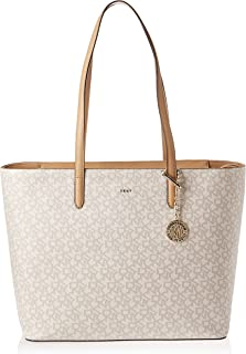 7af0e943f23 DKNY womens Handbags & Shoulder Bags Bryant- Lg Tote Carr,Multicolour (HOK -